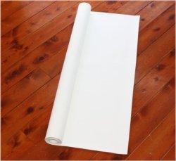 画像1: 書道下敷 180cm幅×100cm 白 高級フェルト2mm