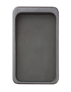 画像1: 【硯石】 本石角型硯 四平