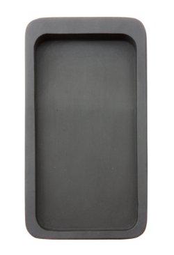 画像1: 【硯石】 上本石角型硯 四五平