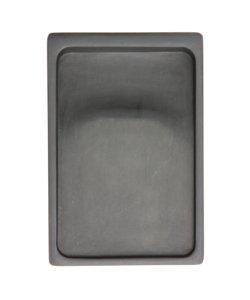 画像1: 硯石・羅紋硯 長方型 6吋 国内仕上