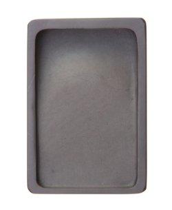画像1: 端渓硯 宋坑 長方型 4吋 (100×68×15mm)